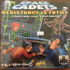 SPACE CADETS RESISTANCE IS MOSTLY FUTILE Stronghold Games NEW in shrinkwrap