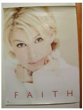 Faith Hill Promo Poster Old Great Shot