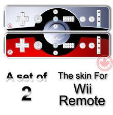 Pokemon Pokeball Skin Decal Vinyl Sticker Cover #1 for Nintendo Wii Remote