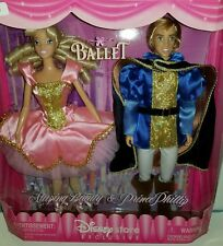 💥 Disney Sleeping Beauty Prince Phillip Ballet Dolls New!💥 K-2#30dr