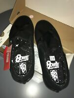 VANS David Bowie Limited Edition UK 9 Blackstar US10 EU43 BNIB New In Box