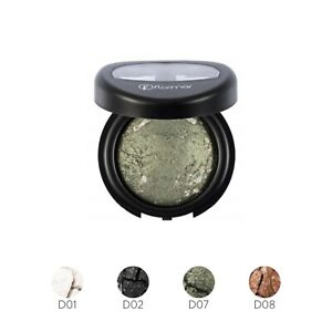 Flormar diamonds baked eyeshadow earth shades make-up strong pigmentation