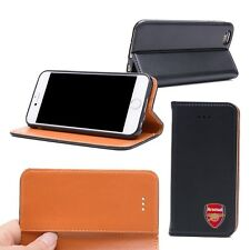 Football Club Team Folio iPhone 6 6s Cover Case Protector Stand Wallet Official Arsenal FC 5060435650244