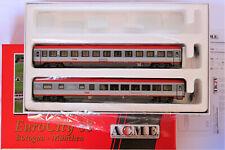 ACME 55144 - 2 Stück Wagen WRmz73 und Bmz73 +++NEUWARE+++