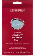 Connoisseurs Silver Polishing Cloth Jewelry Cleaner SUPER GREAT DEAL!!!!