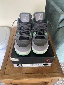 Size 10 - Jordan 4 Retro Green Glow 2013
