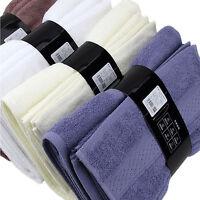 new 100% Cotton Bath Towel Set Luxury Hand/Face/Bath Towel Bathroom Soft Towels