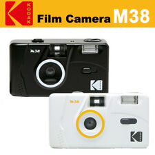 Kodak Vintage Retro M38 35mm Reusable Non-Disposable Film Camera Upgraded M35