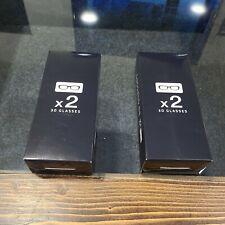 Samsung SSG-5100GB 3D TV Glasses x 4 Pair