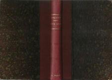 MARCEL PREVOST: COUSINE LAURA_ LEMERRE PARIS 1903_ILLUSTRATIONS DE E. TAPISSIER