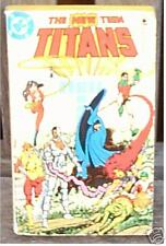 1982 The New Teen Titans Comic Book