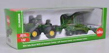 Siku 1856 Traktor John Deere 9630 mit Amazone Centraur / NEU / 1:87 / OVP