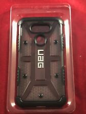 NEW LG G5 OEM UAG Feather-Light Composite Case - Clear/Black/Red/Blue