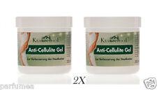 PACK 2 X 250 ML Gel anti-cellulite effet chauffant CAFEINE PUISSANT ANTICELULITE