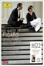 "A. Netrebko/Röschmann ""le nozze di Figaro"" 2 DVD NUOVO"