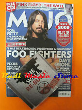 MOJO Magazine 194/2010 + CD Engineers Dave Grohl Tom Petty Sting Pink Floyd