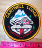 Cantwell Lodge Alaska, Beaver Liquor, hard to find iron on Embroidered Patch