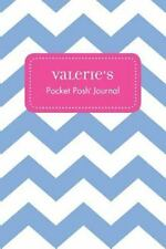 Valerie's Pocket Posh Journal, Chevron (2016, Paperback)