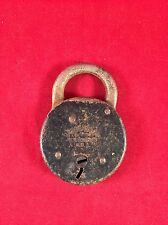 Antique Sargent And Co. Padlock, No Key