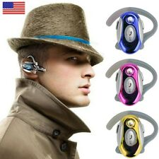 Wireless Business Earphone Handsfree Bluetooth Headphone For Mobile Phone - US