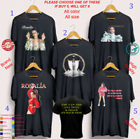 ROSALÍA Album Concert Tour T-Shirt Adult S-5XL Youth Infants