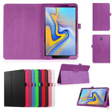 """Smart Case Leather Kickstand Cover For Samsung Galaxy Tab 3 Lite / 4 7"""" 8"""" 10.1"""""""