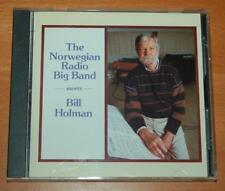 The Norwegian Radio Big Band Meets Bill Holman - 1989 Taurus Records CD