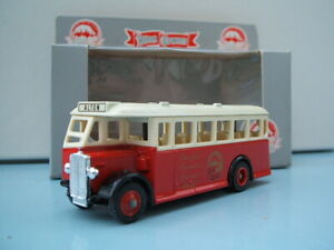 Lledo Promo LP17 AEC Regal S/D Bus Coach Alton Towers Leisure Park Alton