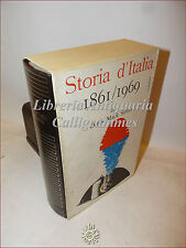 Denis Mack Smith, STORIA D'ITALIA 1861/1969 Laterza 1973 con custodia