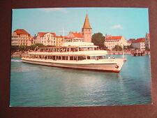 Ansichtskarte AK MS Fährschiff Konstanz  Bodensee