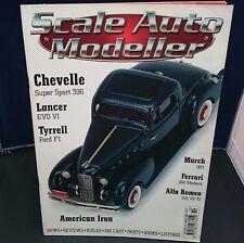 Scale Auto Modeller  Magazine   :  October 2000