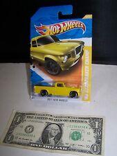 Hot Wheels - Yellow Studebaker Champ Pickup Truck - New Models - 2011