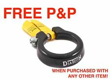 DIA-COMPE DIATECH HEADSET LOCKING ADJUSTER CLAMP 28.6mm BLACK HIGH QUALITY