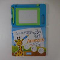 Livre dessin animal ardoise magique EUROPRICE jouet jeu éducatif Portugal N6102