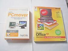 Laplink PC Mover Moving Kit ED 2006/ Micorsoft Office XP Standard stud/teac