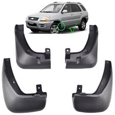 For KIA Sportage 2005 2006 2007 2008 2009 2010 Mud Guard Mud Flaps Fender Kit