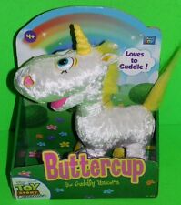 DISNEY TOY STORY COLLECTION BUTTERCUP THE CUDDLY UNICORN THINKWAY MINT IN BOX