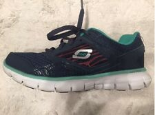 SKETCHERS Go WALK light WEIGHT Athletic SHOES Navy blue WOMEN'S  Size 5.5 US