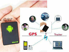 Small Mini Global Locator Real Time Car Kid Pet GPS Tracker Tracking Device CK