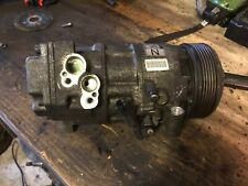 BMW 318ci E46 AIR CONDITIONING PUMP compressor