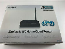 D-Link Wireless N 150 Mbps Home Cloud App-Enabled Broadband Router DIR-600L NEW