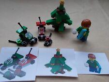 LEGO CITY CHRISTMAS SCENE BOYS WINTER CHRISTMAS MORNING FUN REMOTE CONTROLD CARS