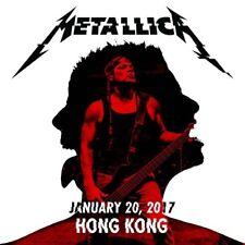 METALLICA / World Wired Tour / Chek La Kok, Hong Kong, China - Jan 20, 2017