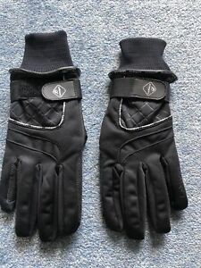 Le Mieux Waterproof Thinsulate Riding Gloves. Meduim