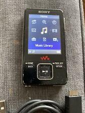 Sony Walkman NWZ-A726 (4GB) Digital Media MP3 Player