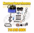 Vw 1641cc Volkswagen Engine Rebuild Motor Kit 87 X 69slip In Big Bore Kit Bug