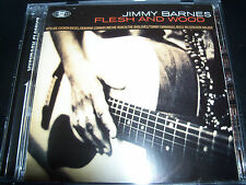 Jimmy Barnes Of Cold Chisel Flesh And Wood CD – Like New