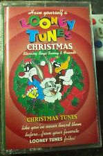 Have Yourself a Looney Tunes Christmas Cassette Tape Xmas Music - Bugs Bunny