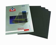 Starcke Matador Waterproof Wet and Dry SandPaper PACK OF 50 230x280mm P120-P1000