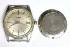 Elgin 17 jewels 792 automatic mens watch for Parts/Hobby/Watchmaker